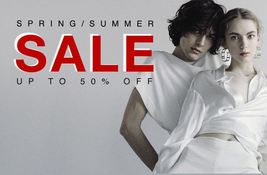 Save up to 50% off sale items at Luisaviaroma.